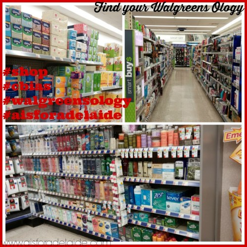 #aisforadelaide Find Your #walgreensology My Healthy Home Walgreens Store #shop #cbias