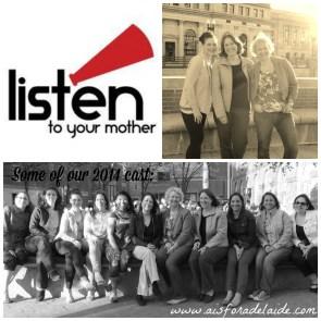 #aisforadelaide #listentoyourmother #2014cast #sisterhood