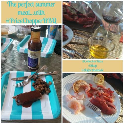 #PricechopperBBQ #shop Summer meal #CollectiveBias #cbias #Aisforadelaide