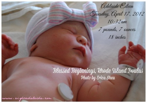 #aisforadelaide #birthphotos #achondroplasia #blessedbeginnings #doula