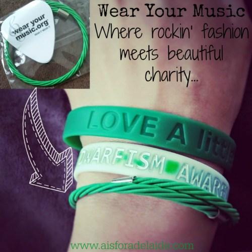 #wearyourmusic #aisforadelaide #shop #charity #fashion #rocknroll