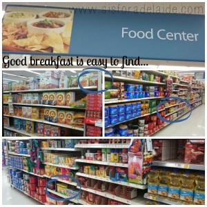 #aisforadelaide #cbias #shop #collectivebias #MyGoodLife Shopping at Walmart to Fuel My Mornings