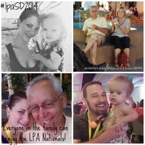 #aisforadelaide #lpaSD2014 #LPANationalConference #SanDiego