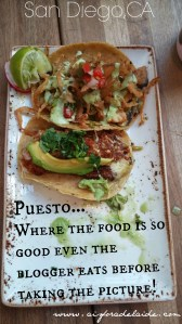 Where to Eat in San Diego #puesto #theheadquarters #foodie #travel #aisforadelaide