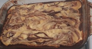 Cream Cheese Brownie recipe