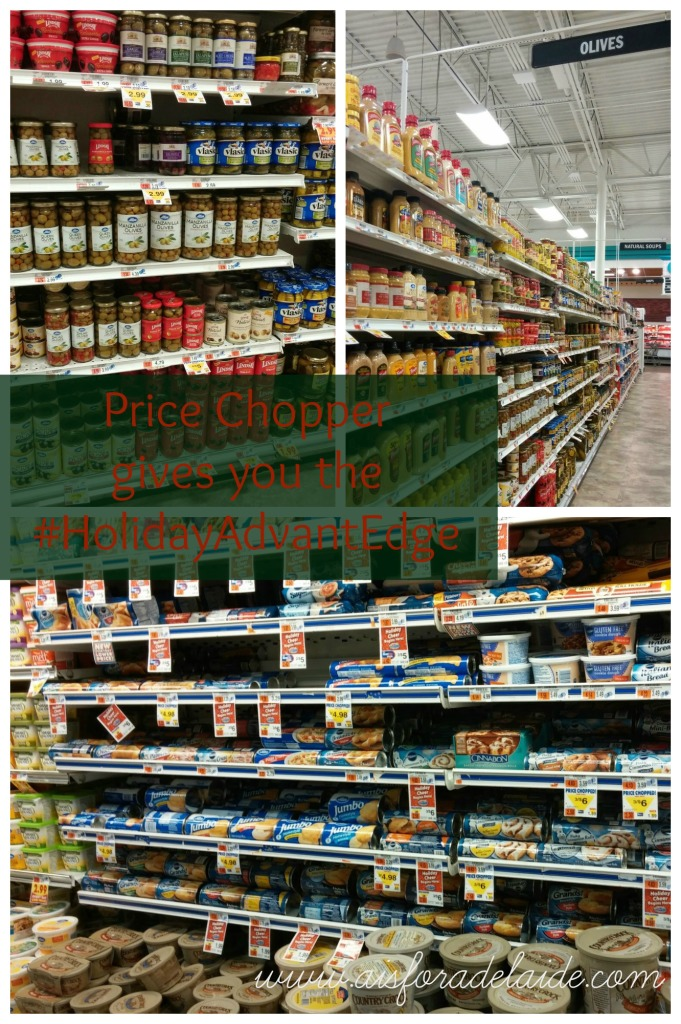 Price Chopper #aisforadelaide #HolidayAdvantage #ad #holiday #lindsayolives