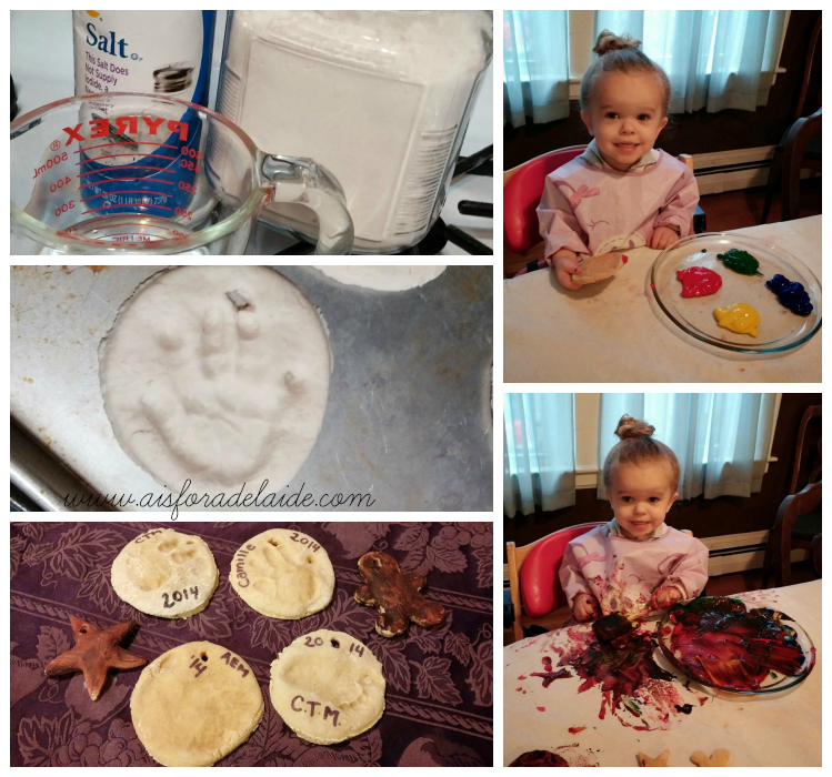 aisforadelaide salt dough ornaments christmas2014 christmas crafts