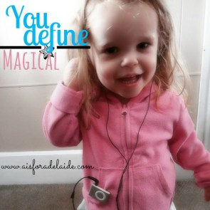 Dear Adelaide... a letter to my eldest. You are magical, #aisforadelaide.