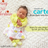 Spring Microfashion at Carter's