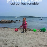 Breastfeeding Beachwear *review*
