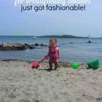 Breastfeeding Beachwear *review*