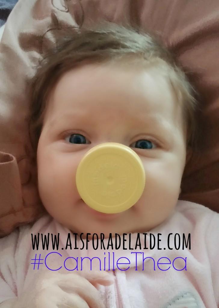 Feed All the Babies #motherhood is a war. #aisforadelaide