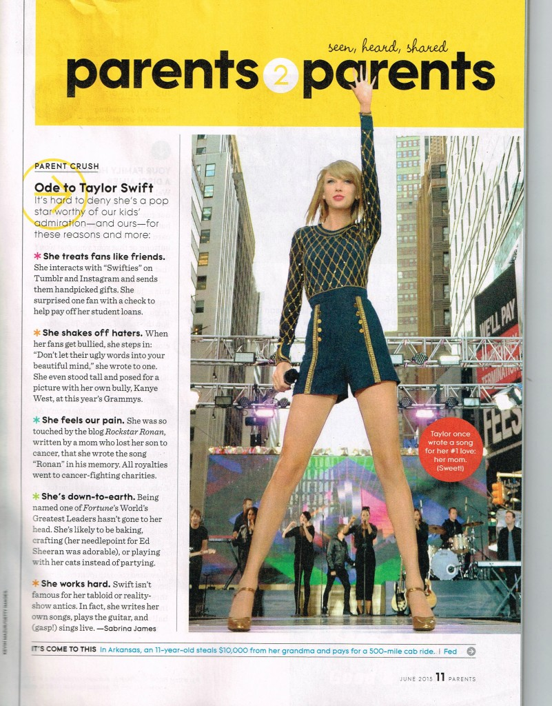 Why I became a #Swiftie at 30.