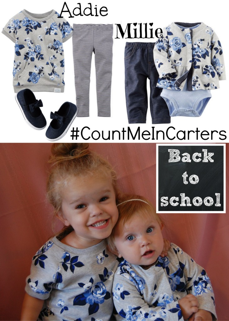 #BacktoSchool #fashion for all! #CountMeInCarters #IC #microfashion [ad]