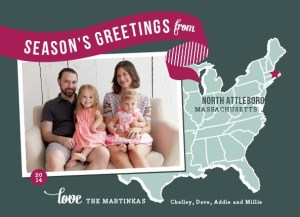 Savings from Minted on your hoiday cards!