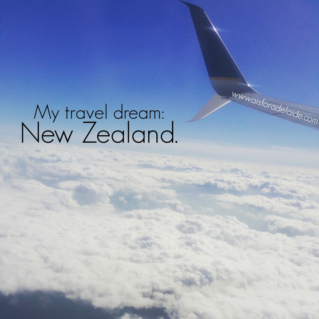Travel to New Zealand #travel #52WeeksA4A