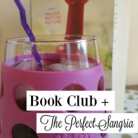 Paper Towns + The Perfect Sangria #recipe #bookclub