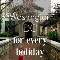 Travel to DC for the Holidays