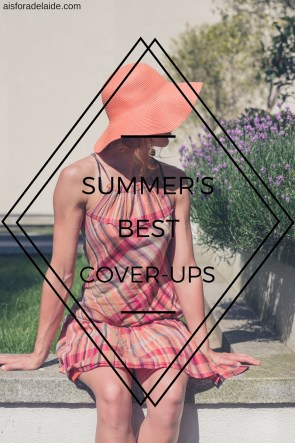 The 3 best beach + pool coverups! Price & #style on point!