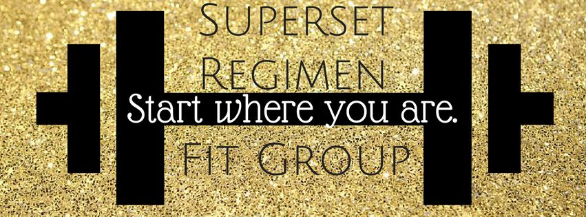 Superset RegimenFit Group