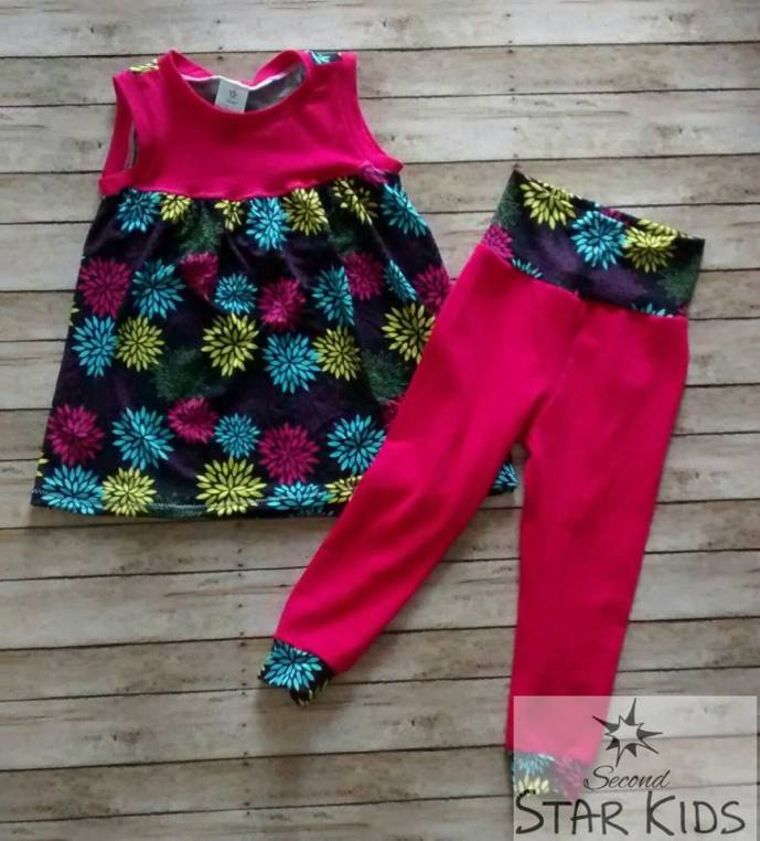 Second Star Kids Custom Outfit for Back to School