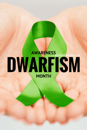 Dwarfism Awareness Month