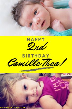 Happy birthday, baby.