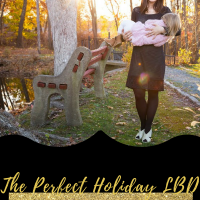 THE Holiday LBD for Breastfeeding Mothers