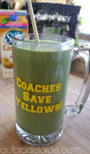 A Shamrock Shake that's good for you!