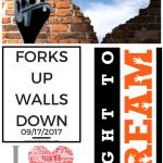 Forks Up, Walls Down: DC Activism + Eats