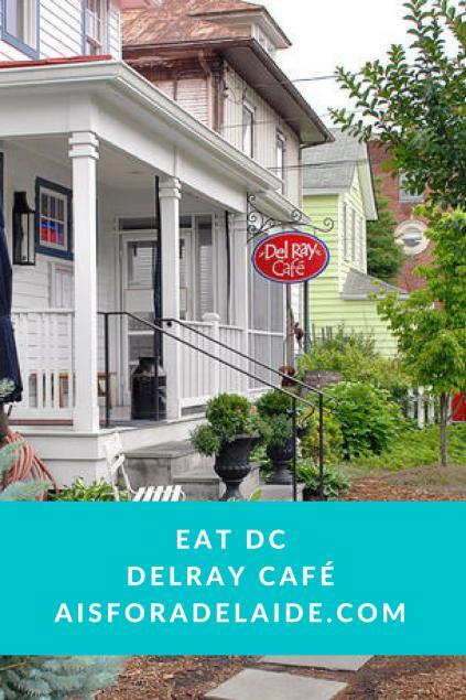 eatDC: Delray Cafe