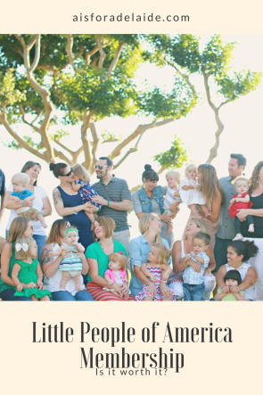 Little People of America Membership
