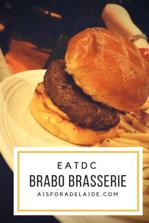 Brabo Brasserie: eatDC