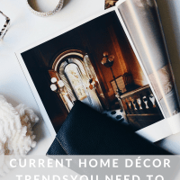 Current Home Décor Trends You Probably Haven't Heard Of