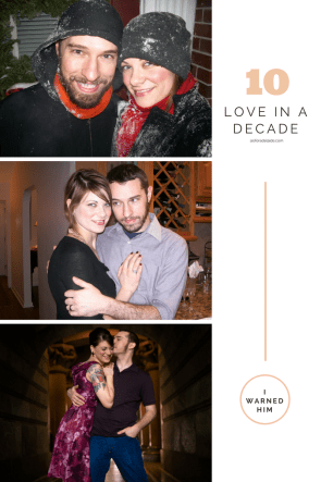 Love in a decade: a non-fairytale