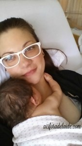 Mother & four