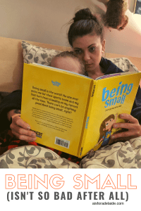 Being Small Isnt So Bad After All: Book Review