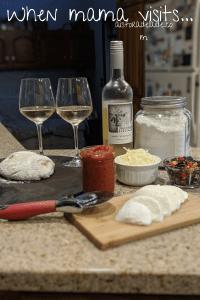 Field House White Wine Blend Pizza Dinner