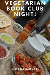 Vegetarian Book Club Night!
