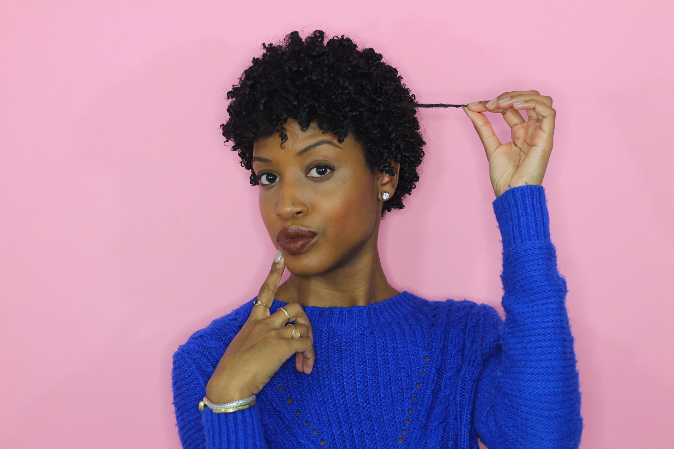 Big Chop, TWA, Natural Hair