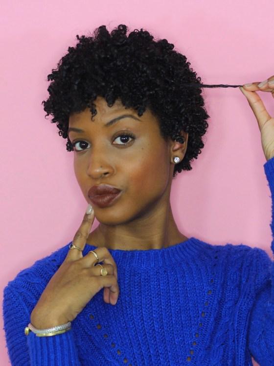 Big Chop, TWA, Natural Hair