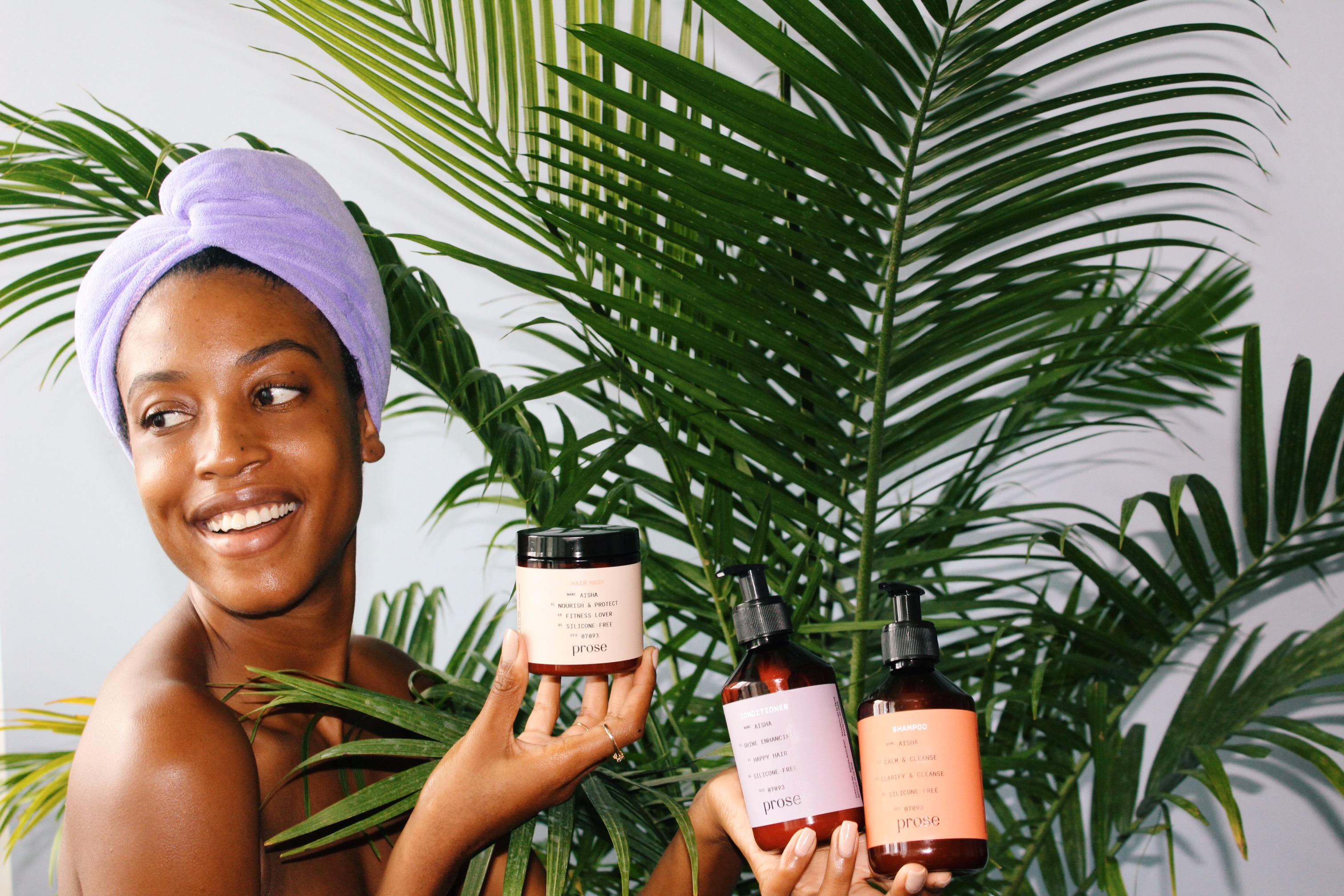 Prose The Custom Hair Care Brand That Brought My Scalp Back To Life Aishabeau