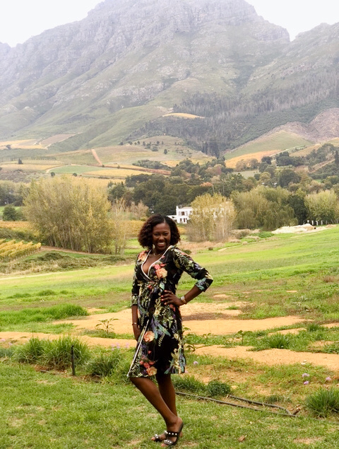 Le'Dia J. Smith, Travel Expert, Millennial Travel