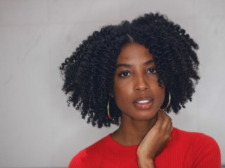 fall twist out