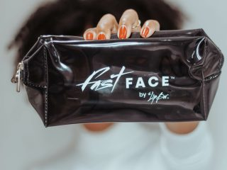 the lip bar, aisha beau, fast face kit