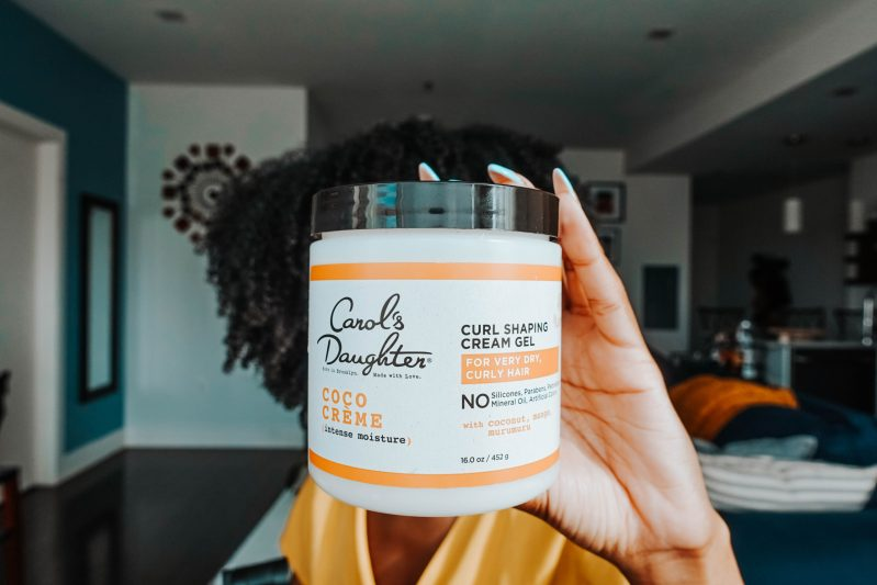 Carol's Daughter Coco Crème Curl Shaping Cream Gel