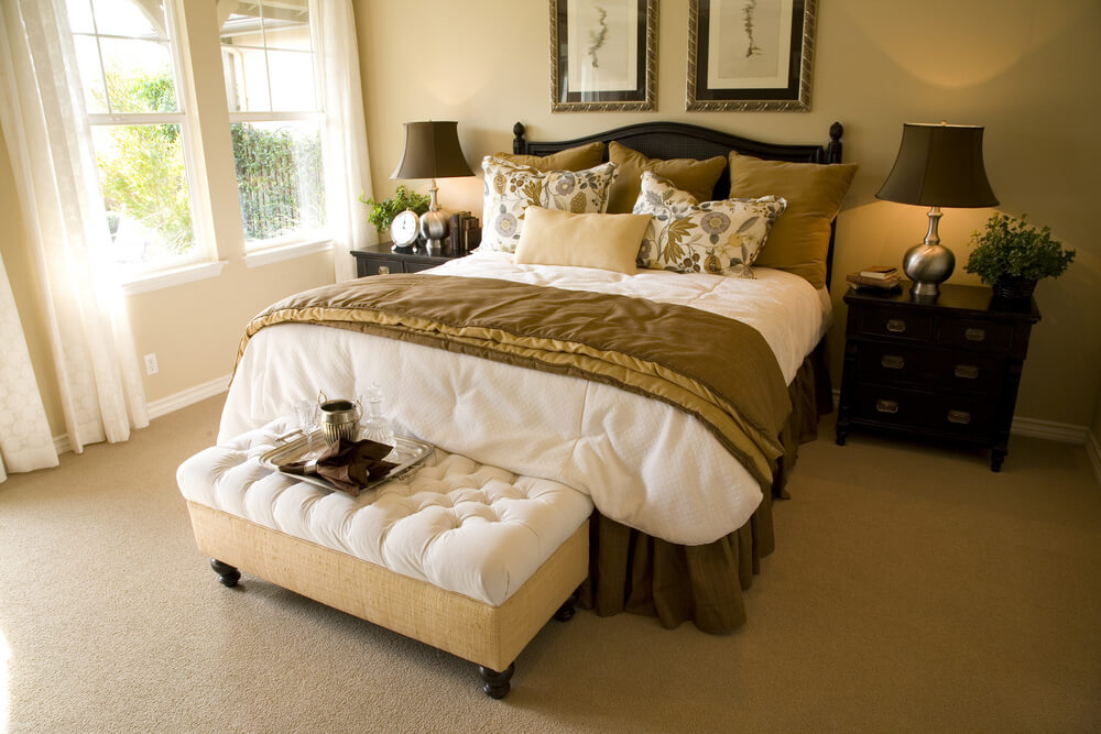 How To Turn Your Bedroom Into A Restful Environment