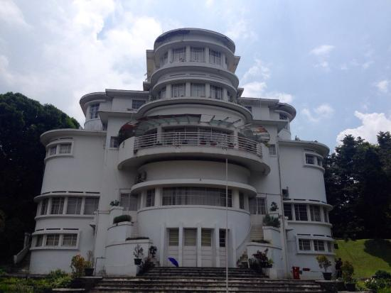 10 Gambar Villa Isola UPI Bandung Indonesia Sejarah