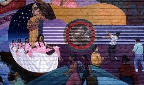 Community Mural Project, Boston MA