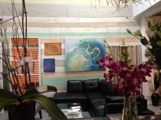 New Leaf SF- Interior